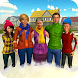 Virtual Mom Grandmother Nanny: Family Fun Games by Real Games Studio - 3D World