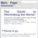 Hitchwiki - hitchhiking wiki by Bikeshed Inc