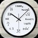 Unique Wall Clock by Riri Developer