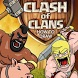 Draw Battle Clash of Clans