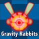 Gravity Rabbits by LittleFlower