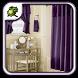 Basement Window Curtain Design by Nasal Goo