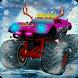 Monster Truck Racing Christmas