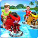 Kids Water Surfing Bike Racing by Gamy Interactive