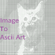 Image to ASCII Art by Arashdeep