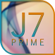 Theme for Galaxy J7 Prime by Lumos Maximaa