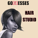 GODDESSES HAIR STUDIO by Simple Apps LLC.