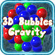 3D Bubbles - Gravity by Egor Gavrilyev