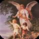 Angel de la Guarda dibujo by Sfo Apps