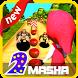 Temple princesse Msha Run Adventure by T.G.M