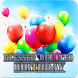 Blessed Belated Birthday by Triapps Inc.