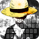 Monkey D Luffy Keyboard by WP Mixer