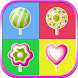 Candy Memory Games For Kids by adanan