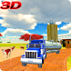 Dairy Milk Transporter Truck by Gamelord