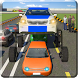 Futuristic Elevated Car Driving Simulator 3d by Games Rock