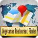 Vegetarian Restaurant Finder