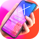 Pink Phone X Keyboard Theme