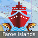 i-Boating:Faroe Islands Marine by Gps Nautical Charts