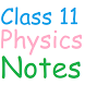Class 11 Physics Notes by RDS EDUCATION APPS