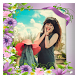 Flower Photo Frames by CITY PHOTO EDITOR