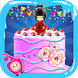 Japanese Doll Cake Maker – Cake Cooking Games 2017 by kiddy kitchen games