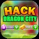 Hack For Dragon City Game App Joke - Prank by Maboha