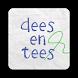 Dees & Tees — Leer spellen by NCOI Opleidingsgroep