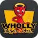 Wholly Bagels & Pizza by Mobi2Go