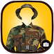 Army Suit Photo Montage by Art Studio