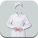 Nurse Suit Photo Frame Maker by kingfisherapp