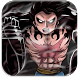 Luffy One Pirate Battle by Utarapps