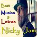Nicky Jam El Amante by aandev