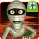 Scary Mummy - GO Locker Theme by Themes Good 4 You