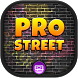 Pro Street SMS Theme by SMS Plus Themes