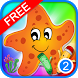 Coloring Book Sealife for Kids by Barba Loong