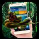 Snake in Screen Prank 2017 by Damsoft