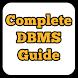 Learn DBMS Complete Guide (OFFLINE) by JainDev