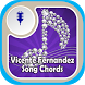Vicente Fernandez Song Chords by SQUADMUSIC