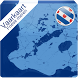 Vaarkaart Friese Meren by Stentec