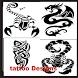 Tattoo designs by Ahmaddroid