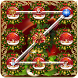 Merry Christmas Pattern Lock by Apps Hunt