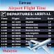 Tawau Airport Flight Time by AsoftTech
