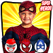 Supehero Mask Photo Editor by Kaizer Apps