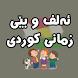 ئەلفوبێکانی کوردی kurdish by SamirDev