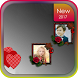 Love Forever Dual Photo Frame by Photo Editor Studio Apps