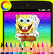 Cartoon Coloring Book Games by Charit