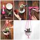 diy hanging plant by Hendi App