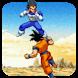 Saiyan Goku Fight Boy by TZ-Apps 3D