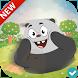 Bare Bears Running by eniddersan