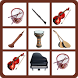 All musical instruments by q2developer